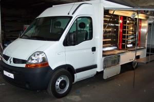 Normes d'hygiène pour exercer une activité de restauration ambulante avec un camion rôtisserie